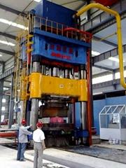 open die forging hydraul