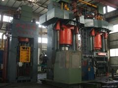 close die forging hydraulic press