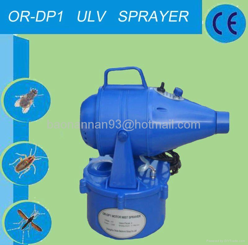 Motor Mist Sprayer For Pest Control Oriole Or Oem China