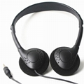 Wholesale Kids Headphones in Bulk 100 Pack for School Classroom Students Childre