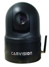 3G网络一体化智能车载球形摄像机