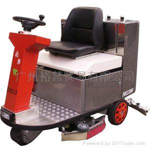 驾驶式洗地机 1