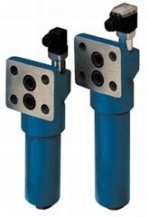 WKDF...AFE型側面法蘭安裝過濾器