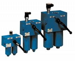 WDFDK 型雙筒壓力過濾器