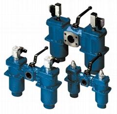 WRFD 型內置式雙筒回油過濾器