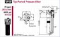 VF60 系列高压管路过滤器