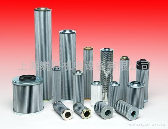 WK - Hydraulic ™ 液压滤芯