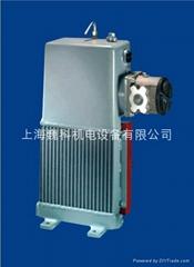 OMT 带油箱散热器