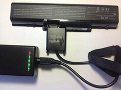 Free Shipping Poloso Universal Laptop Battery Charger RFNC6