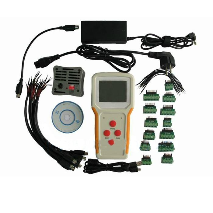RFNT3 universal laptop battery tester with charge discharge testing corre 1