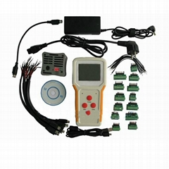 RFNT3 universal laptop battery tester with charge discharge testing corre