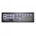 Universal 24 volt excavator radio for Komatsu PC200-6 PC200-7 PC200-8 2