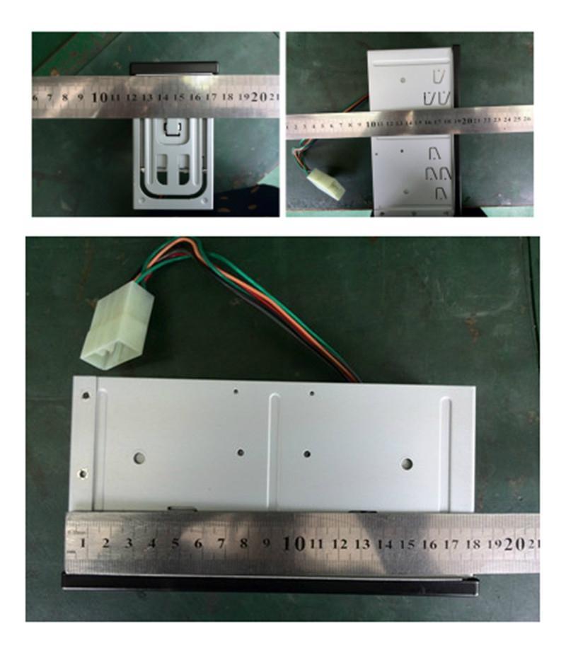 Universal 24 volt excavator radio for Komatsu PC200-6 PC200-7 PC200-8 11