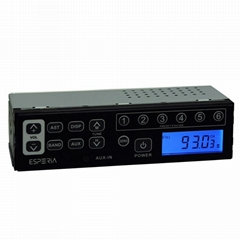 12v 24v am fm Heavy plants Radio for