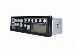 Universal 24volt excavator radios for Kobelco/Komatsu/Hitachi/Sumitomo