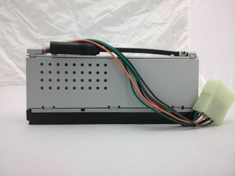 Standard DIN Size AUX-in Car Radio for Heavy Equipment Excavator Radio am fm  9