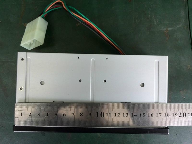 one DIN international freqency AM fm 12v 24v radios for heavy plant 2