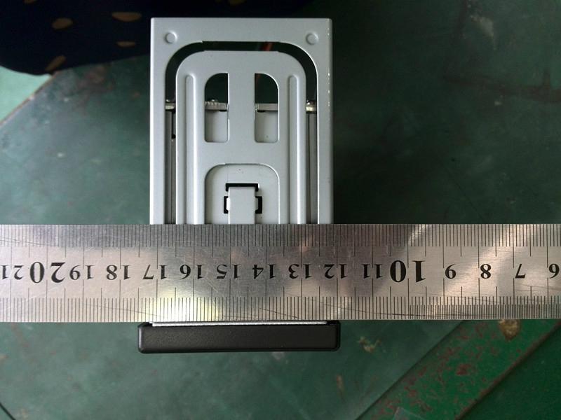 one DIN international freqency AM fm 12v 24v radios for heavy plant 4