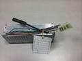 one DIN international freqency AM fm 12v 24v radios for heavy plant 5