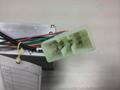 one DIN international freqency AM fm 12v 24v radios for heavy plant 7