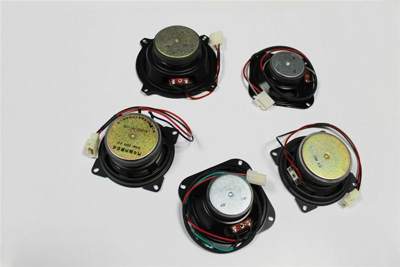 High Quality 4 inch 15W Car Radio Speakers 2