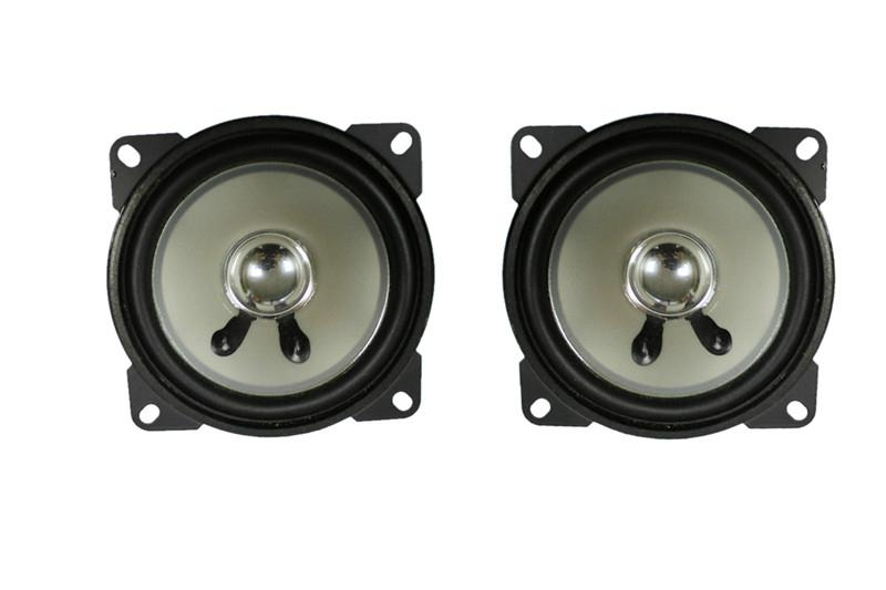 Original Factory High Sound Quality 4 inch 15W Car Radio Speakers 1