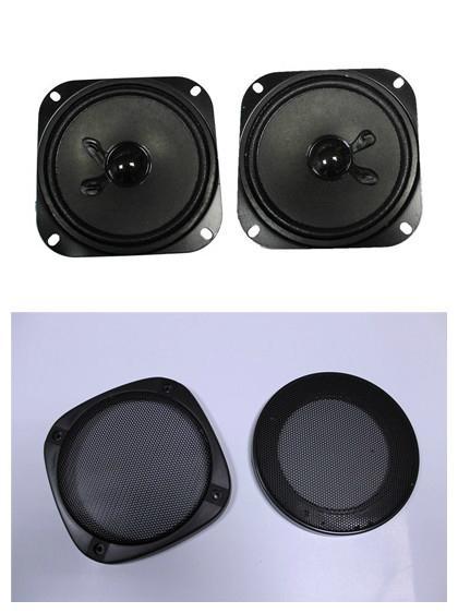 Original Factory High Sound Quality 4 inch 15W Car Radio Speakers 3