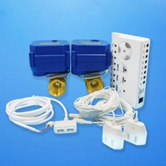 Home security system water leak alarm WLD-806