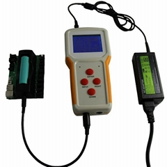 Universal battery tester capacity checker for polymer li-ion battery NI-MH