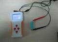 RFNT4 LCD display digital battery tester