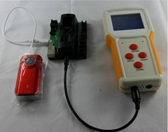 RFNT4 testing capacity voltage resistance Li-ion battery analyzer