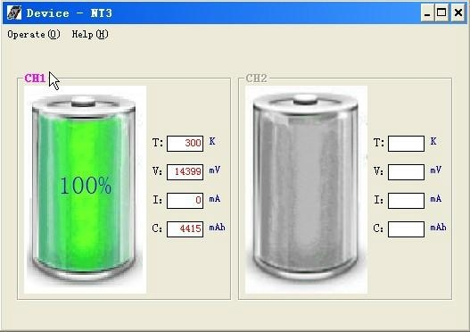 wholesale laptop battery tester rfnt3 with charge and discharge function 5