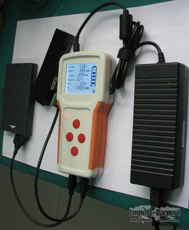 Laptop convenient Laptop Battery Tester RFNT3 discharge 4