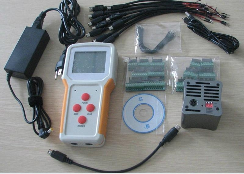 universal laptop battery charger discharger analyzer battery repair equipment 1