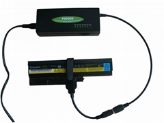 Samsung laptop battery charger with adapter