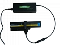 Rechargeable portable universal external