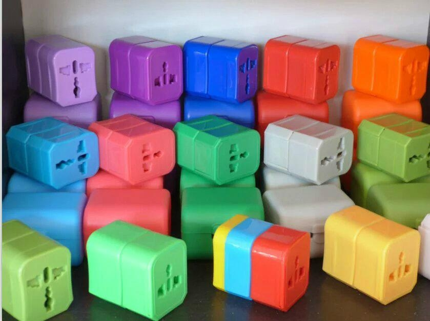World Universal Travel Adapter 3