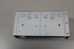 Universal One DIN Standard Size Radio Mounting Bracket