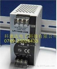 导轨开关电源 LP1100D-24M