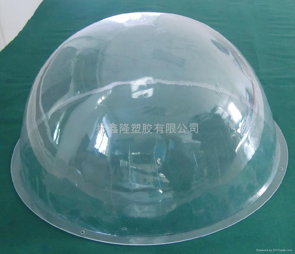 提供PMMA产品大型吸塑加工 3