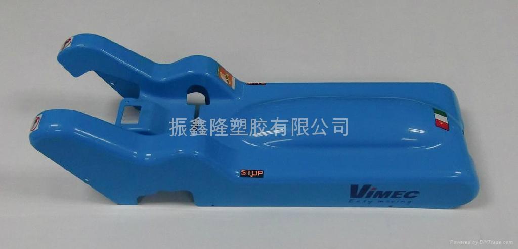 提供PMMA产品大型吸塑加工 4
