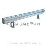 鄭州LED大功率18WRGBLED洗牆燈