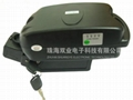 小青蛙36V10AH電動車鋰電