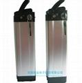銀魚36V10AH電動車鋰電池