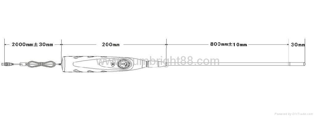SB-IE98AT USB 内窥镜 4