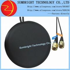 SB-CA200-SMA-3M satellite GPS GSM antenna