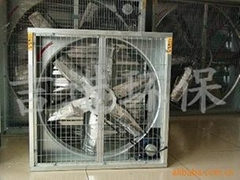 宜興車間排風除煙系統