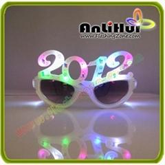 LED闪光眼镜