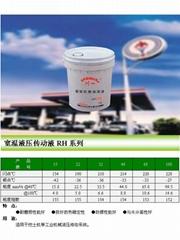 Wide temperature hydraulic transmission
