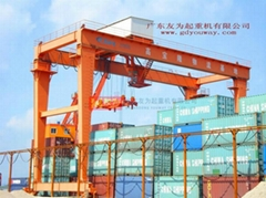 JMQ container gantry crane (China)
